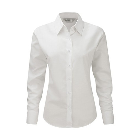 Russell Ladies Oxford Bluse LA