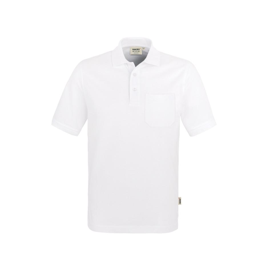 b4e39e9a6df2bf Hakro Pocket-Poloshirt Top | ASWEB Onlineshop