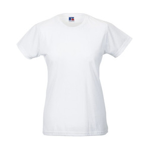 Russell Ladies Slim T