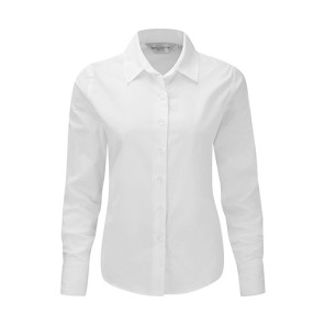 Russell Ladies Classic Twill Shirt LS
