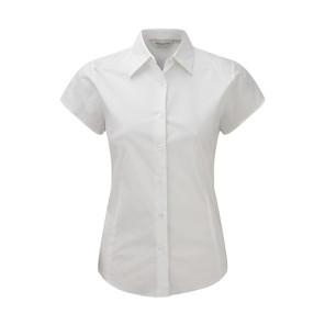 Russell Körperbetonte Stretch-Bluse