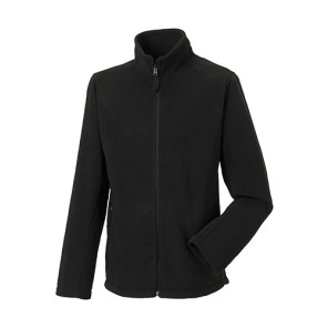 Russell Mens Full Zip Outdoor Fleece