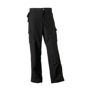"Russell Strapazierfähige Workwear-Hose Länge 32"""