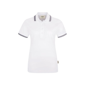 Hakro Women-Poloshirt Twin-Stripe
